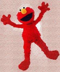 8x10 Elmo poster-Gothic Style
