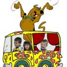 16x20 Customized Scooby Doo Poster Featuring your child's picture on Vinyl