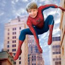 16x20 Customized SpiderMan Poster Featuring your child's picture