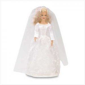 Bride Princess Doll