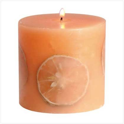 Orange Delight Candle