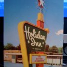 Holiday Inn Postcard 1960s Marquette, Michigan