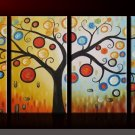 Hand-painted Modern Abstract  Art Oil Painting On Canvas Ior-011
