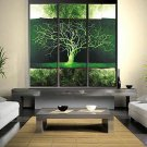 Hand-painted Modern Abstract  Art Oil Painting On Canvas gop020