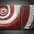Modern Abstract art oil painting (+Framed) XLMD-004