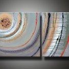 Modern Abstract art oil painting (+Framed) XLMD-005