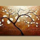 Hot Sell Beautiful Flower Oil Painting On Canvas (+ Frame)  FL1-021