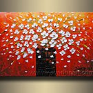 Hot Sell Beautiful Flower Oil Painting On Canvas (+ Frame) FL1-052