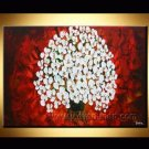 Hot Sell Beautiful Flower Oil Painting On Canvas (+ Frame) FL1-055