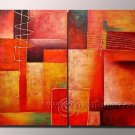 Huge Mordern Abstract Wall Decor Art Canvas Oil Painting (+ Frame) XD2-031