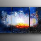 Huge Mordern Abstract Wall Decor Art Canvas Oil Painting (+ Frame) XD3-005