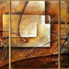 Huge Mordern Abstract Wall Decor Art Canvas Oil Painting (+ Frame) XD3-020