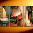 Huge Mordern Abstract Wall Decor Art Canvas Oil Painting (+ Frame) XD3-021