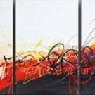 Good ! New Modern Abstract Huge Art Oil Painting on Canvas (+ Frame) XD3-089