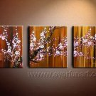 Gorgeous Oil Floral Painting on Canvas Very Pretty Flowers (+Frame) FL3-048
