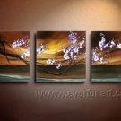 Gorgeous Oil Floral Painting on Canvas Very Pretty Flowers (+Frame) FL3-050