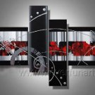 Handmade Abstract Oil Painting Modern Art Wall Decor Canvas Painting (+Frame)  XD4-014