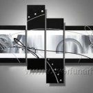 Handmade Abstract Oil Painting Modern Art Wall Decor Canvas Painting (+Frame) XD4-022