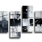 Handmade Abstract Oil Painting Modern Art Wall Decor Canvas Painting (+Frame)  XD4-041