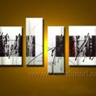Handmade Abstract Oil Painting Modern Art Wall Decor Canvas Painting (+Frame)  XD4-043