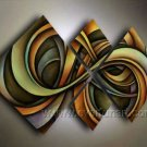 Handmade Abstract Oil Painting Modern Art Wall Decor Canvas Painting (+Frame)  XD4-055