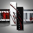 Handmade Abstract Oil Painting Modern Art Wall Decor Canvas Painting (+Frame) XD4-078