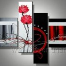 Handmade Abstract Oil Painting Modern Art Wall Decor Canvas Painting (+Frame) XD4-079