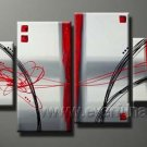 Handmade Abstract Oil Painting Modern Art Wall Decor Canvas Painting (+Frame) XD4-119