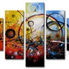 Huge Mordern Abstract Wall Decor Art Canvas Oil Painting (+ Frame) XD5-003