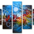 Huge Mordern Abstract Wall Decor Art Canvas Oil Painting (+ Frame) XD5-004