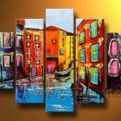 Huge Mordern Abstract Wall Decor Art Canvas Oil Painting (+ Frame) XD5-006
