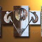Huge Mordern Abstract Wall Decor Art Canvas Oil Painting (+ Frame) XD5-064