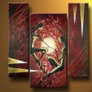 Huge Mordern Abstract Figurative Wall Decor Art Canvas Oil Painting (+ Frame) FI-065