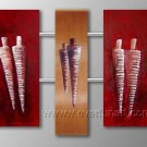 Huge Mordern Abstract Figurative Wall Decor Art Canvas Oil Painting (+ Frame) FI-085