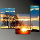 Amazing Seasight Painting_Framed Oil on Canvas Seascape Painting SE-035