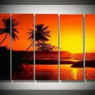 Seascape Group paintings ! Framed Oil on Canvas Seascape Painting SE-094