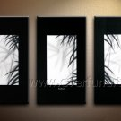 Impression Chinese Bamboo Oil Painting On Canvas Wall Art  XD3-208