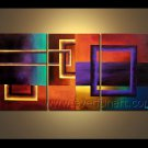 New Design Mordern Abstract Oil Painting On Canvas Wall Pictures Framed  XD3-224