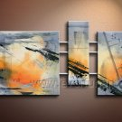 Contemporary Attractive Abstract Oil Painting On Canvas Wall Pictures Framed XD3-253
