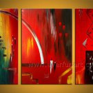 2013 Popular Colorful Absrtact Oil Painting On Canvas Fine Art Framed XD3-264