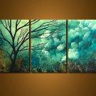 Fashion Design Impression Autumn Oil Painting Hot Sell Wall Decor Fine Art LA3-147