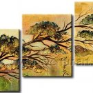 Classical Natural Impression Landscape Oil Painting On Canvas Wall Decor Fine Art LA3-187