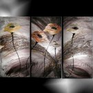 Abstract Flower Oil Painting On Canvas Wall Art  FL3-137