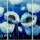 2013 New Flower Painting Canvas Art Home Decoration FL3-149