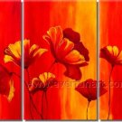 Impressionist Oil Painting on Canvas Floral Original Fine Art Flowers FL3-197