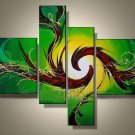Professional HandPainted Abstract Canvas Oil Painting for Wall Decoration XD4-193