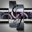 100% Handmade Modern Professional Decorative Art Abstract Huge Oil Painting On Canvas  XD4-196