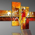 Handmade Modern Wall Decor Art Abstract Oil Painting On Canvas by Professional Artists XD4-213