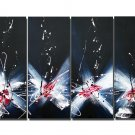 Decorative Hand-painted Modern Abstract Oil Painting on Canvas by Professionals XD4-226