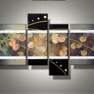 Framed!!! Modern Abstract Huge Canvas Art Oil Painting XD4-205